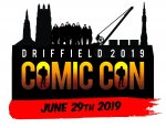 Driffield Comic Con 2019 Entry Ticket
