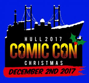Hull Comic Con Xmas Con & Party