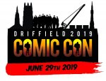 Driffield Comic Con 2019 Trader/Exhibitor Table