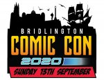 Brldington Comic Con 2020 Trader/Exhibitor Table Deposit