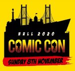 Hull Comic Con 2020 Trader/Exhibitor Table