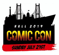 Hull Comic Con 2019 (July 21st)