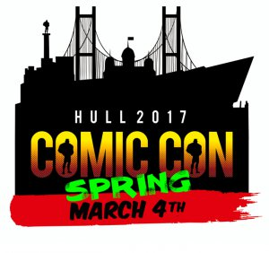 Hull Comic Con Spring 2017
