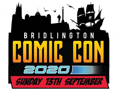 Brldington Comic Con 2020 Trader/Exhibitor Table