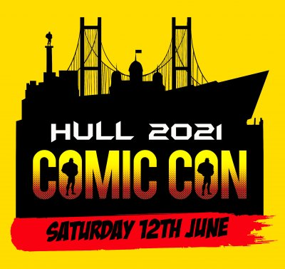 Hull Comic Con Early Bird Discount (Child - U16)