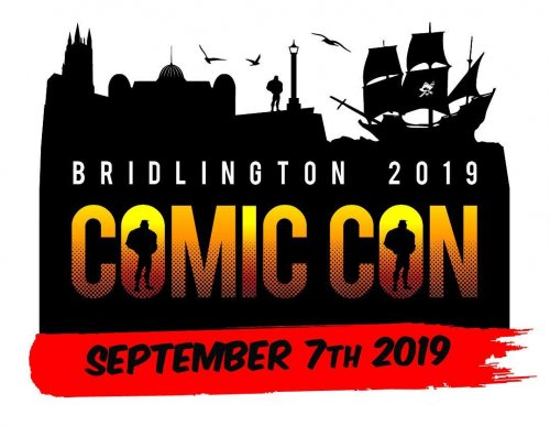 Bridlington Comic Con 2019 Entry Ticket : Adult