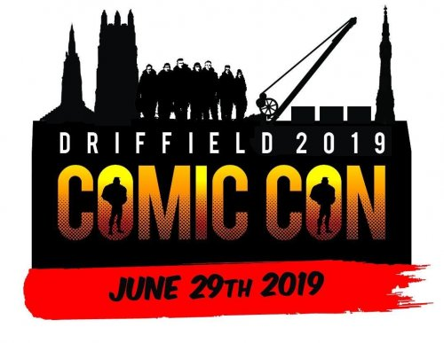 Driffield Comic Con 2019 Trader/Exhibitor Table Balance Payment: 1 Table