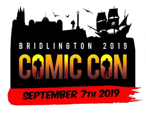 Brldington Comic Con 2019 Balance Payment: 1 Table