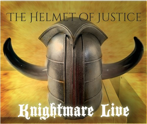 BCC2019: Replica Knightmare Helmet photo shoot