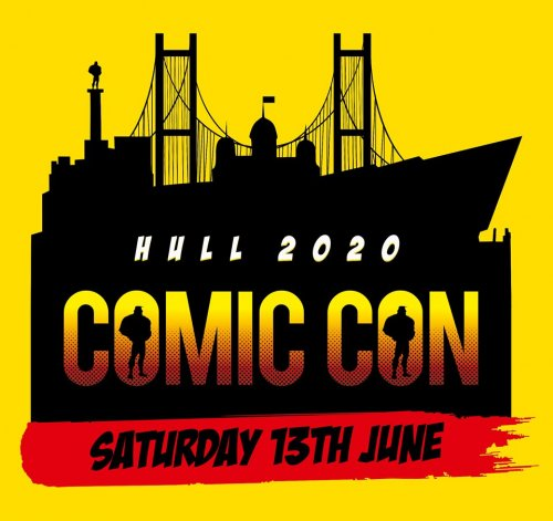 Hull Comic Con 2020 Trader/Exhibitor Table Deposit: 1 table