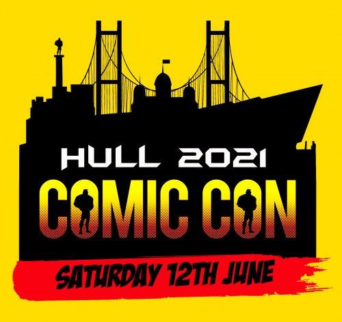 Hull Comic Con Early Bird Discount (Child - U16)